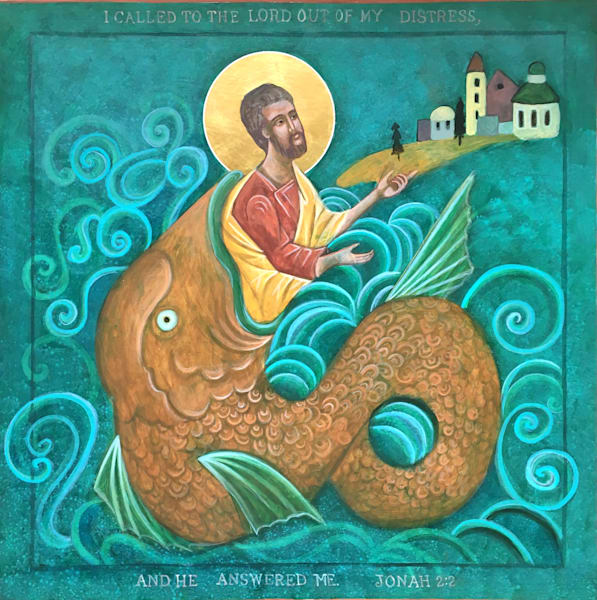 Jonah Icon