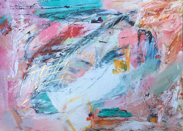 Paradise Art | Mary Kinzelberg Art