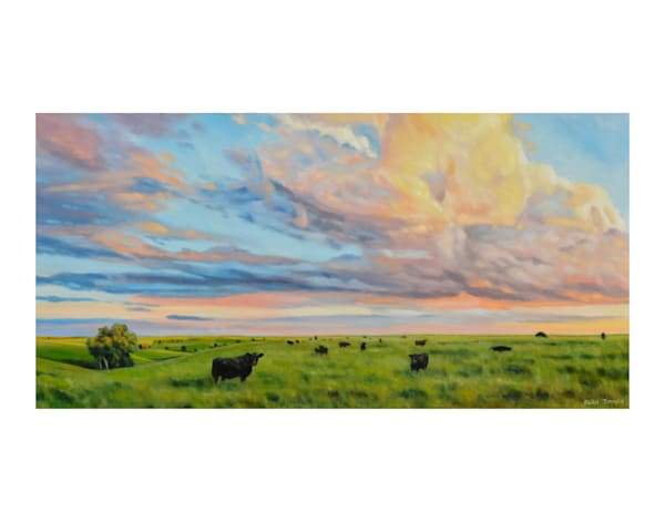 Limited Edition Flint Hills Painting Prints
