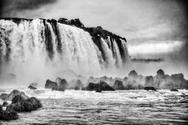 Iguaçu Falls 03 Photography Art | Roberto Vámos Photography