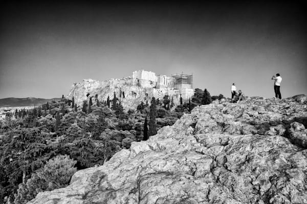 The Acropolis Photography Art | Roberto Vámos Photography