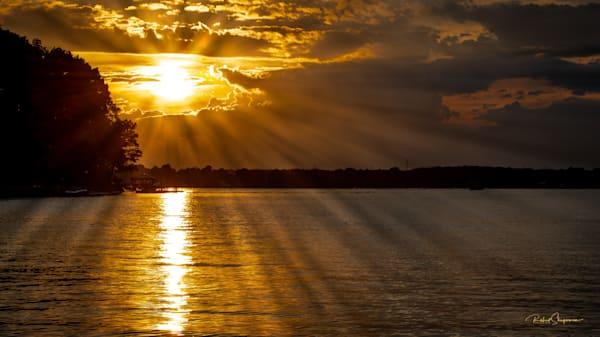 Sunset Lake Norman, North Carolina | Shop Prints | Robert Shugarman Photography