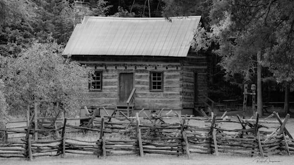 North Carolina Homestead Cabin | Shop Prints | Robert Shugarman Photography