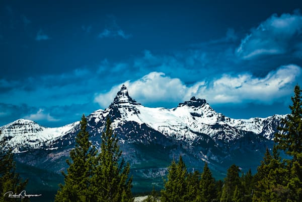 Mountain Peak | Shop Prints | Robert Shugarman Photography