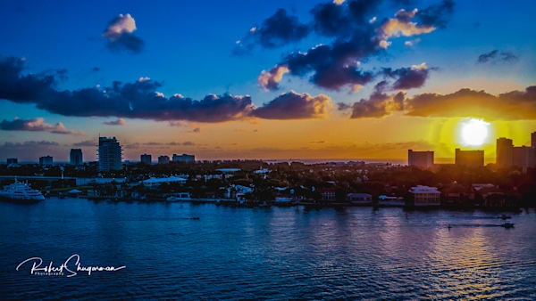 Fort Lauderdale Sunrise | Shop Prints | Robert Shugarman Photography