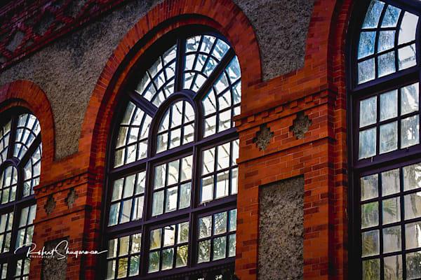 Arboretum Arch Windows  | Shop Prints | Robert Shugarman Photography