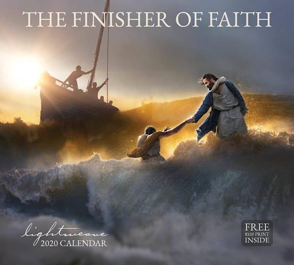 2020 Lightweave Calendar- The Finisher of Faith