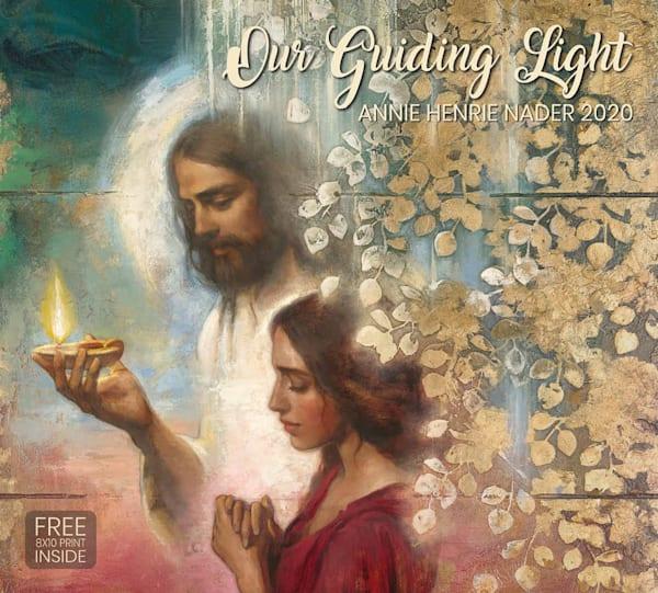 2020 Annie Henrie Nader Calendar- Our Guiding Light