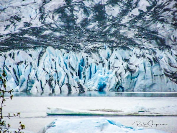 Glacier Terminus | Shop Prints | Robert Shugarman Photography