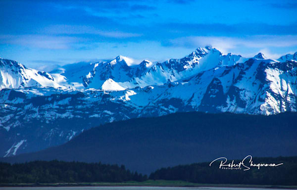 Alaska Mountains | Shop Prints | Robert Shugarman Photography