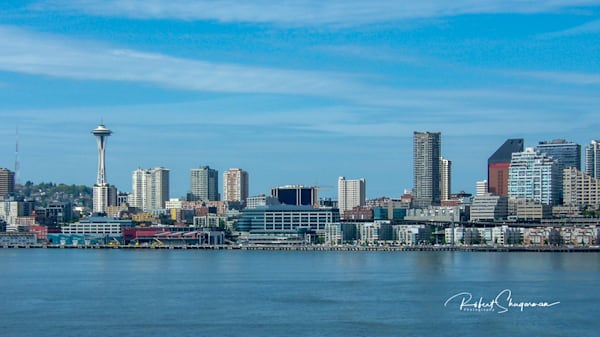 Skyline: Seattle, Washington | Shop Prints | Robert Shugarman Photography