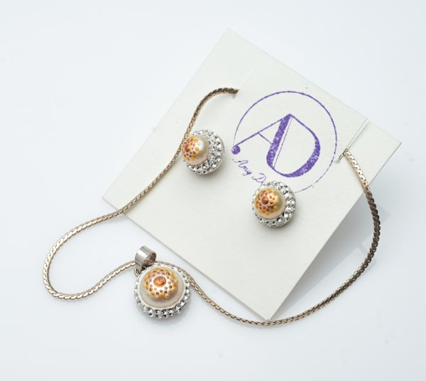 Pearl + Crystal Set (A)