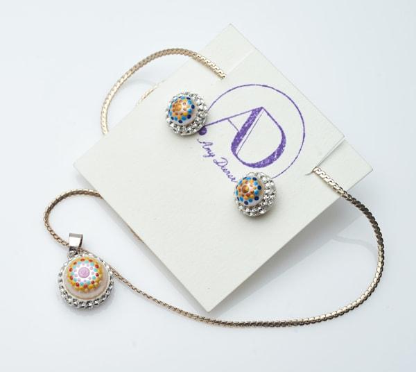 Pearl + Crystal Set (B)