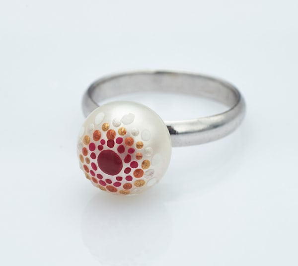 Pearl Ring (C)