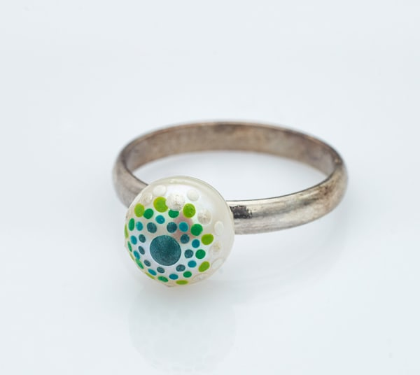 Pearl Ring (D)