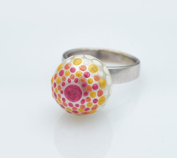 Pearl Ring (G)