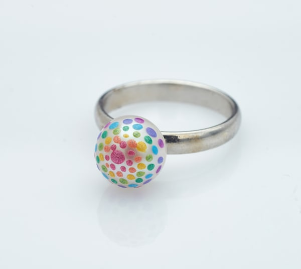 Pearl Ring (I)