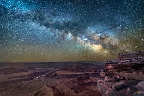 Dead Horse Point Milky Way