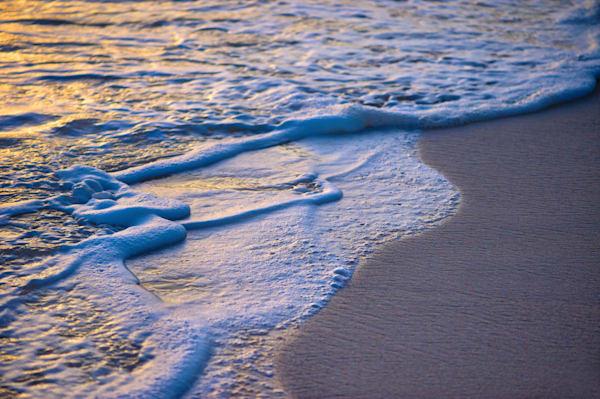 Sunrise Sea Foam