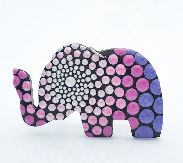 Adult Elephant Pendant