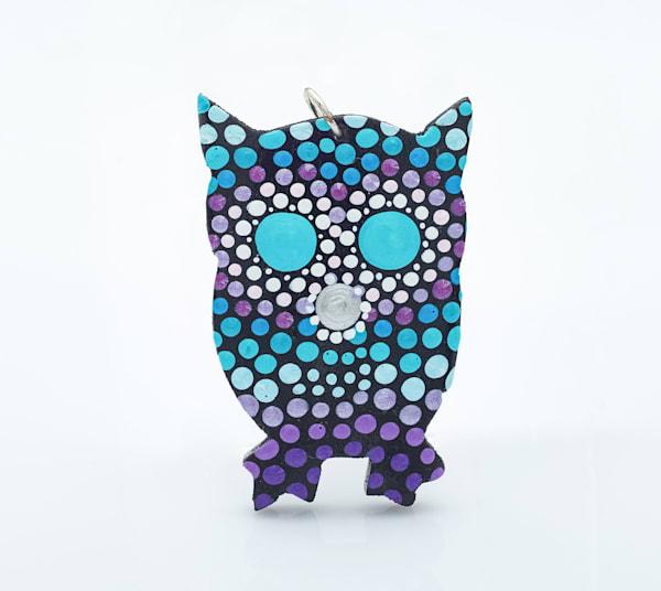 Kid Owl Pendant