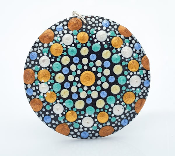 Circle Pendant (A)