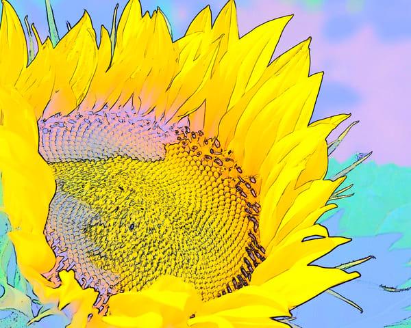 Sunflower Sentinel