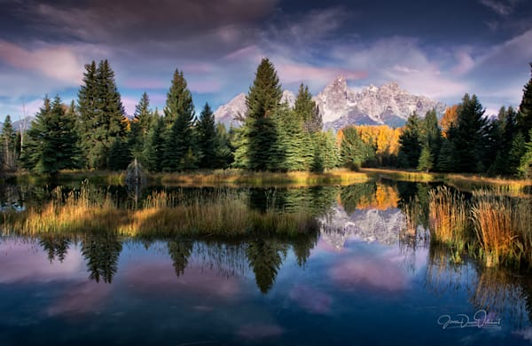 Pink Sky 0402 Schwabucher 2015 Photography Art | Swan Valley Photo