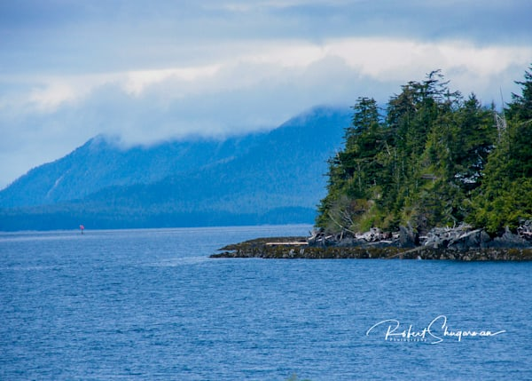 Point from Coulter Bay | Shop Prints | Robert Shugarman Photography