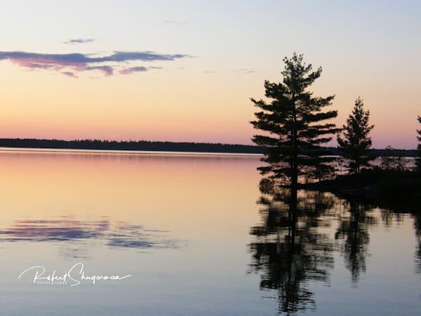 Reflection on Rainy Lake | Shop Prints | Robert Shugarman Photography
