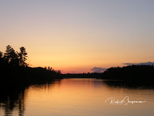 Reflective Sunset | Shop Prints | Robert Shugarman Photography