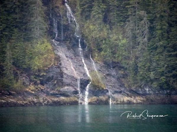 Mountain Waterfall | Shop Prints | Robert Shugarman Photography
