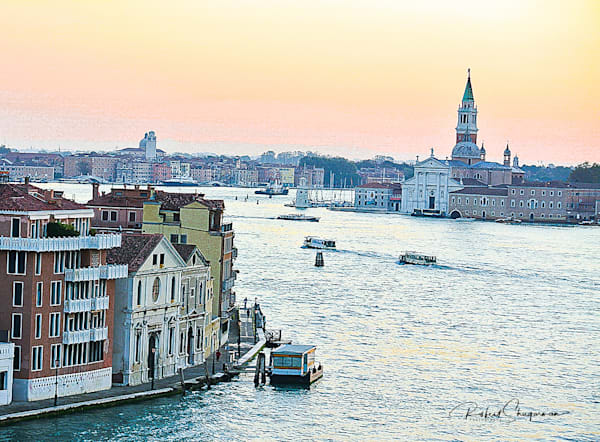 Dawn in Venice | Shop Prints | Robert Shugarman Photography