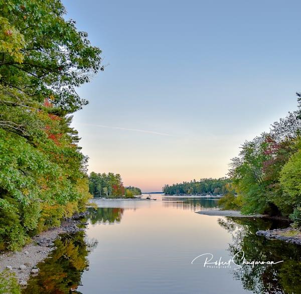 Maine Reflection | Shop Prints | Robert Shugarman Photography