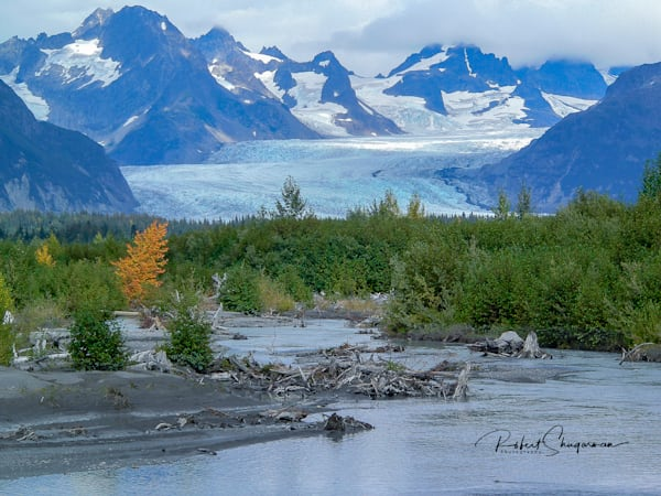 Glacier Stream | Shop Prints | Robert Shugarman Photography