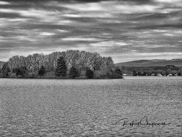 Dream of Lake in Black and White | Shop Prints | Robert Shugarman Photography