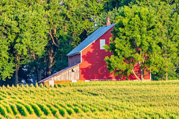 Old Amish barn photography prints