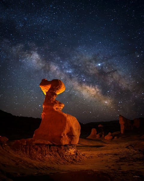 Stand Alone-Goblin Valley State Park