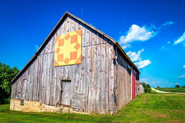 Old Minnesota farm barn photography prints