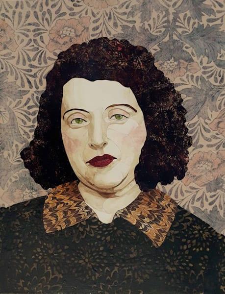 Gisele Roy Art | Karen Sikie Paper Mosaic Studio