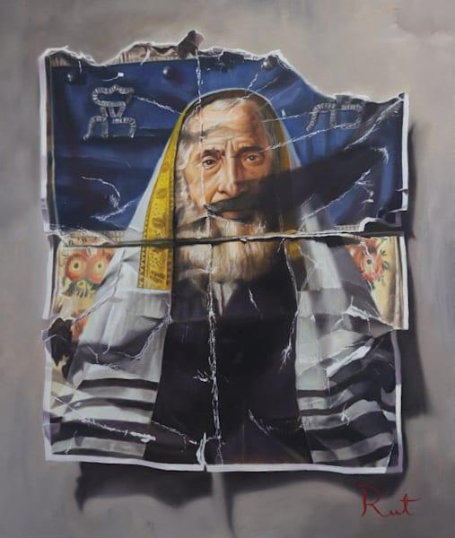 The Rabbi Art | Tomasz Rut Fine Art, LLC