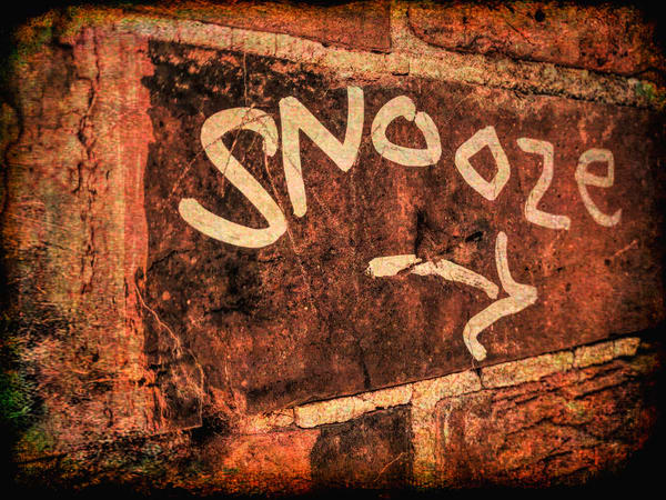 Snooze Fine Art Photography by Todd Breitling