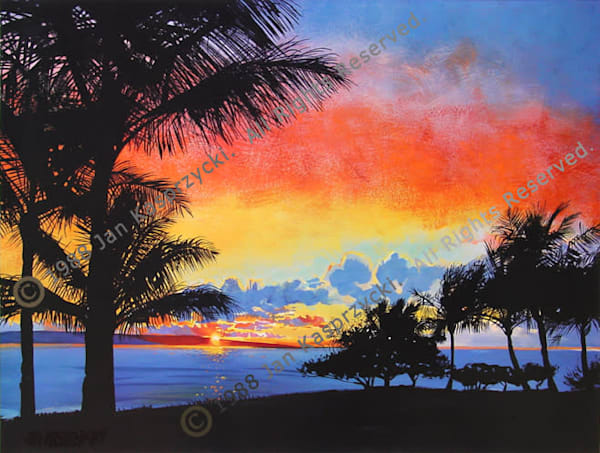 Sunset, Ltd Edition