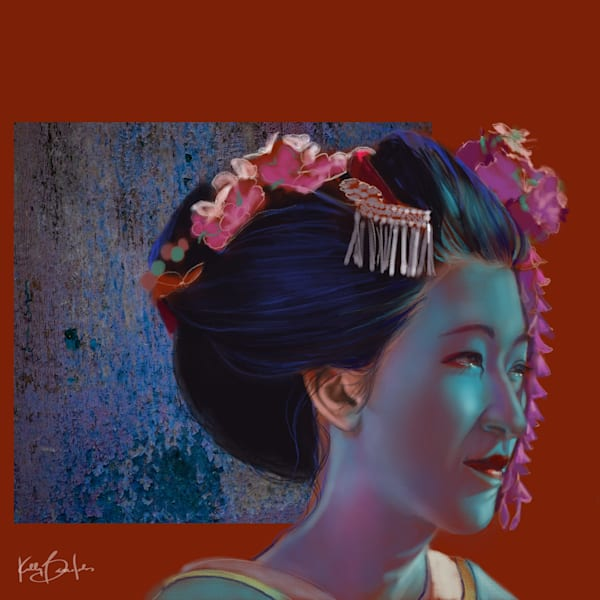Kelly Bandalos / Blue Geisha