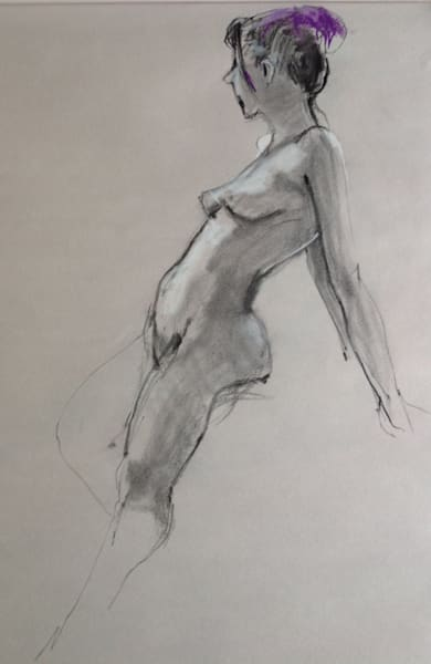 Kelly Bandalos / Figure Sketch 1060