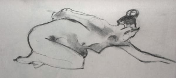 Kelly Bandalos / Figure Sketch 1063