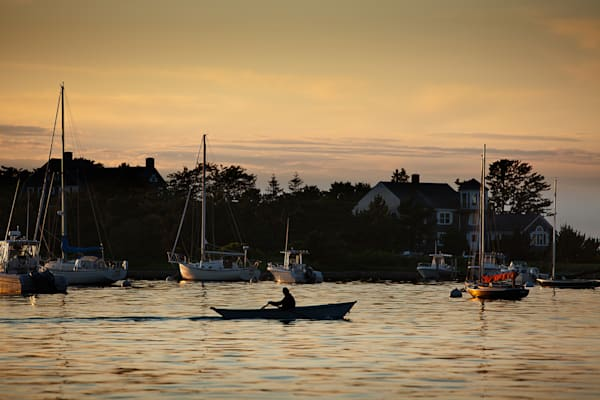 Jeff Adams Photography - Art Prints - Woods Hole Dory