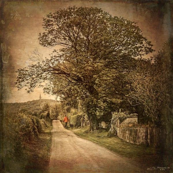Fine Art Photographs of Memory Lane | d'Ellis PhotographicArt by Elsa