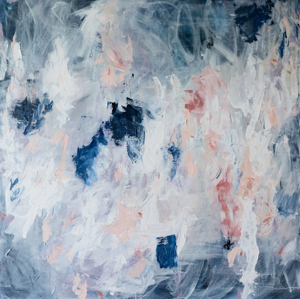 Original Painting - Abstract Expression - Miracles Greater Than This