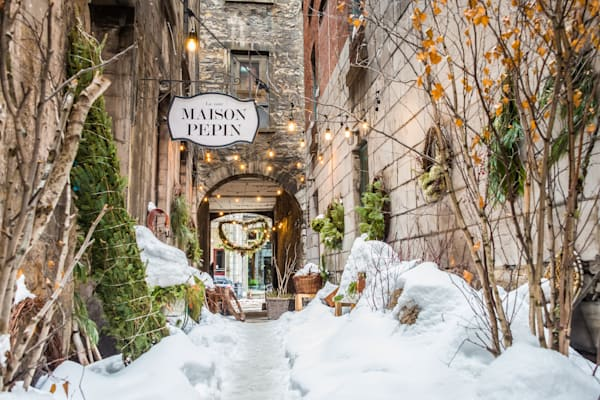 Maison Pepin   Montreal, Quebec Photography Art | Byron Fichter Fotography